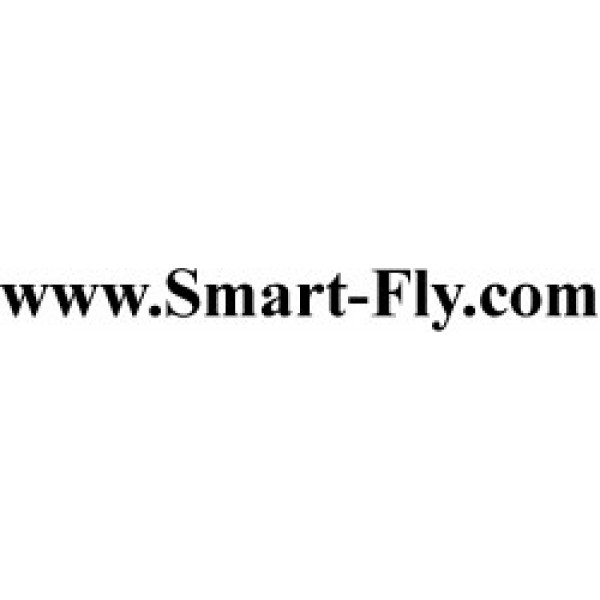 "12"" Smart-Fly Vinyl Logo"