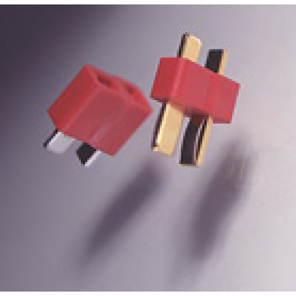 Deans Ultra-plug Male 2-pack
