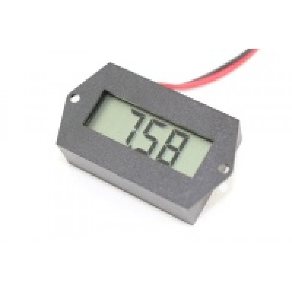 Digital Voltmeter Display