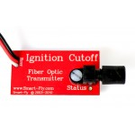 Ignition Cutoff Single-Receiver Fiber-optic Transmitter