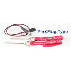 Pin & Flag Failsafe-Switch & Charge Package (Not Recommended for PowerSafe Receivers)